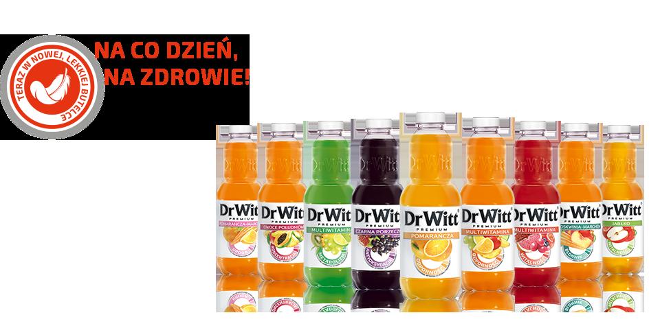 Produkty DrWitt Premium