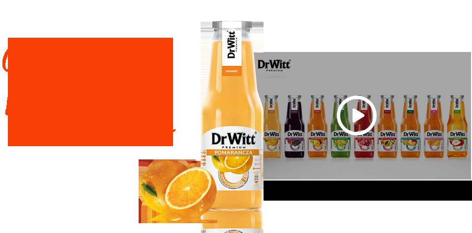 Odkryj funkcje produktów DrWitt Premium